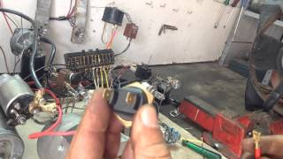 Como funciona a parte elétrica automotiva 14/20 termostato e ventoinha do radiador.