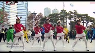 Repeat youtube video [가요대제전] Crayon Pop - Bar Bar Bar, 크레용팝 - 빠빠빠, KMF 20131231