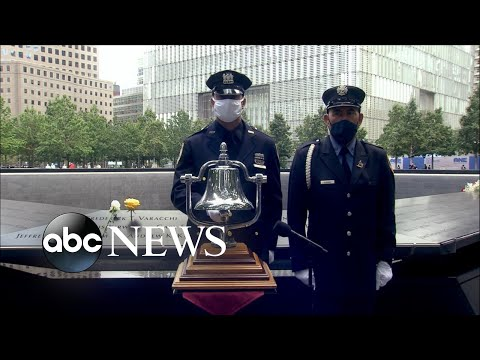 New York City marks the 19th anniversary of the September 11th terrorist attacks