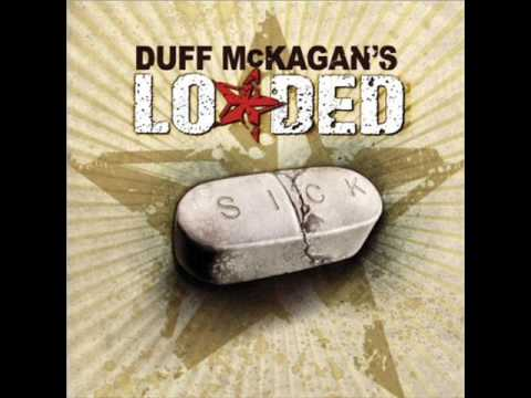 Duff McKagan's Loaded – Wasted Heart.