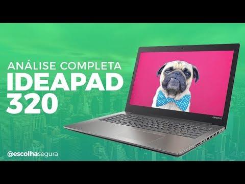 notebook IDEAPAD 320 | DESEMPENHO com bom CUSTO-BENEFÍCIO [ Análise ]