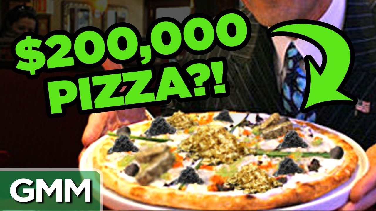 the most expensive food in the world youtube