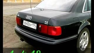 обзор Audi A8