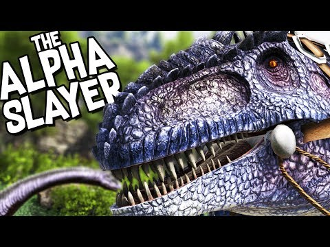 ARK Survival Evolved - THE PRIME ALPHA and DRAKE SLAYER! (Modded Survival)