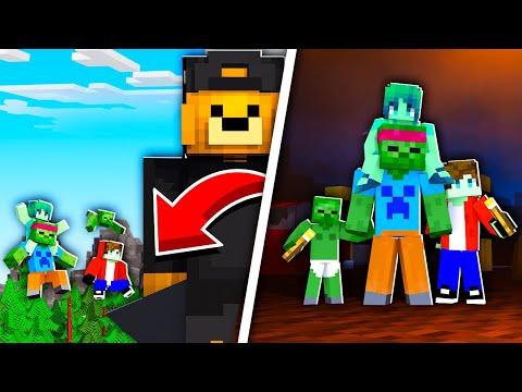 NOUS EXPLORONS LES POCHES de KAARIS sur Minecraft ! 😱 ÉNORME SECRET !?