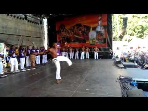 Concurso Rei da Capoeira de Coburg 2014 (Segunda Parte do concurso:Sólo e ...