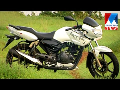 TVS Apache RTR 180 | Fast track | Old episode | Manorama News