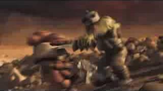 Warhammer 40K:Orks vs Space Marines