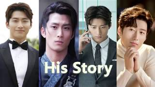 SHAWN DOU 窦骁 - His Story