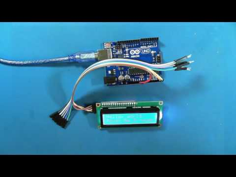 DSGN3010 video 7: LCD Display