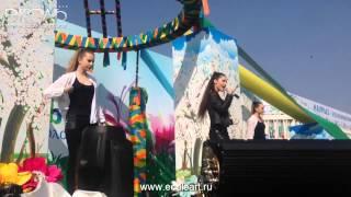 Катя Рябова. Эколь. Казахстан