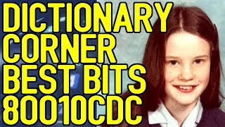 Dictionary Corner Best Bits - 8 Out Of 10 Cats Does Countdown (Part 5)