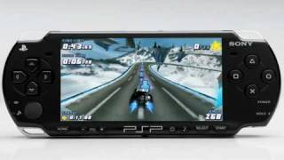 [PSP] GRIP SHIFT (gameplay)