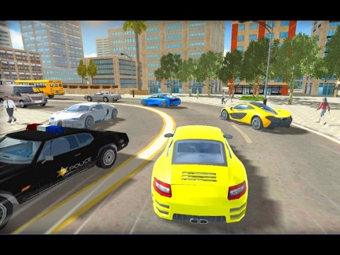 Real City Car Driver - Free Android Gameplay HD