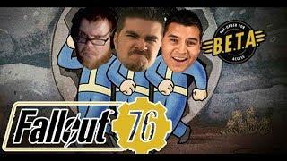 AJ Plays Fallout 76! [First B.E.T.A. Impressions]