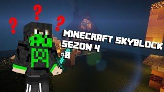 Minecraft SkyBlock [S4] #8 ,,Planowanie, nowe pomysły!''