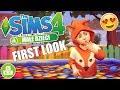 ⭐️ First Look: THE SIMS 4: MAŁE DZIECI [akcesoria]