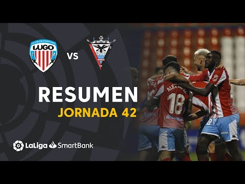 Lugo Mirandes Goals And Highlights