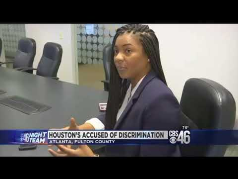 CBS News Catches Houston's Restaurant Caught In BOLD FACE Discrimination LIE!!!