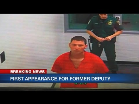 Former Lee County Sheriff's Corporal Arrested