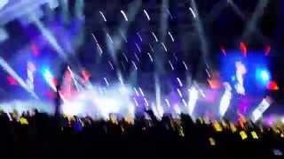 BANG BANG BANG - BIGBANG - MADE TOUR MEXICO - MADE ZONE - 20151007