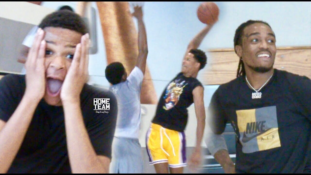 84ac774aa148 Shareef O Neal Shuts It Down! Quavo Vs. Shareef PART 3 Preview - YouTube