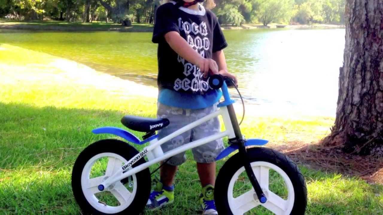 Joovy Bicycoo Balance Bike Review Youtube