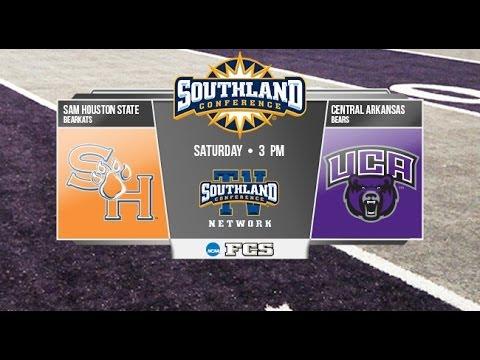 Football: Central Arkansas 49, Sam Houston State 31 (Replay)