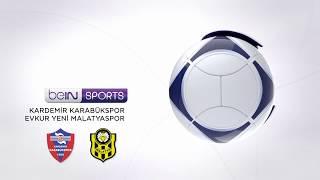 K. Karabükspor 2 - 4 Evkur Yeni Malatyaspor #Özet