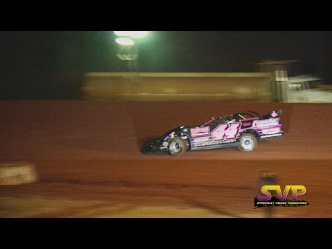 Modoc Raceway | Super Late Model Qualifying | Dec 3 , 2016