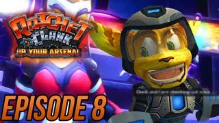 Ratchet and Clank 3: Up Your Arsenal - Episode 8