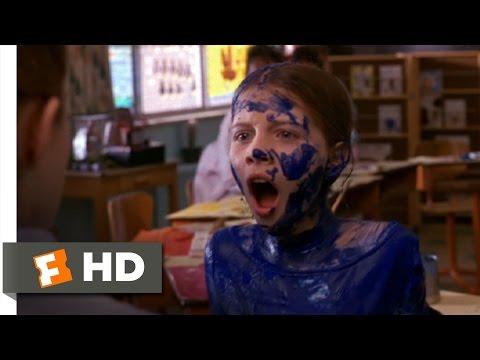 Harriet the Spy (8/10) Movie CLIP - Blue Paint (1996) HD