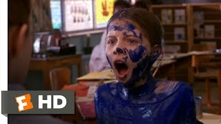 Harriet the Spy (8/10) Movie CLIP - Blue Paint (1996) HD