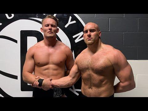Fabian Aichner & Marcel Barthel blicken in Brooklyn nicht zurück - NXT Exclusive, 10. April 2019
