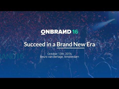 OnBrand '16 Conference Teaser