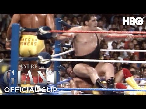 'Andre Hated Randy Savage'    Andre The Giant  HBO