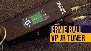 Ernie Ball VP JR Tuner - Demo