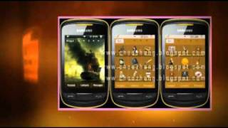 Pirates of the Carribean Theme - Samsung Corby 2 Free Download-choozhang