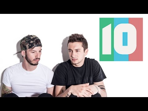 10 Things You Didn't Know About twenty øne piløts