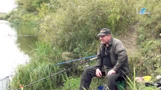 видео рыбалка на реке