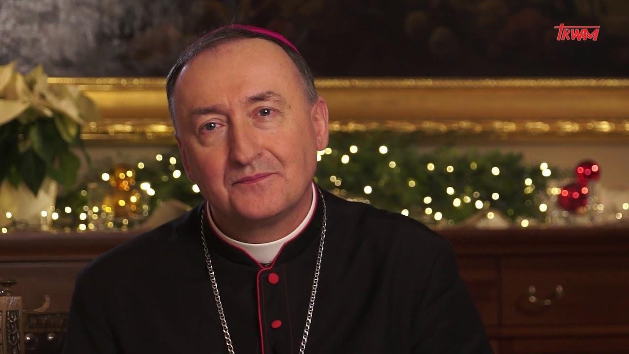 Życzenia Bożonarodzeniowe 2017: ks. bp Andrzej Jeż