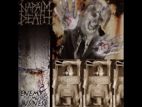 Napalm Death - Enemy Of The Music Business - 2000 [FULL ALBUM] thumb