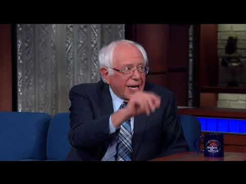 Tax Hike Bernie Says He'll Tax All Income Over $29K