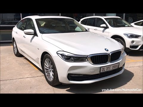 BMW 6 Series Gran Turismo 630i Sport Line G32 2018 | Real-life review thumbnail
