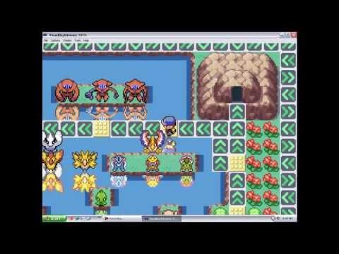 SECRET place in Pokemon Fire Red & Leaf Green