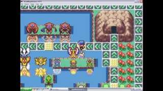 SECRET place in Pokemon Fire Red & Leaf Green