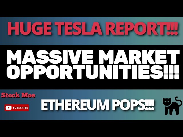 TESLA EARNINGS REPORTED - HOW SHOULD WE TAKE THIS? ETHEREUM VS BITCOIN & WHICH IS BETTER?