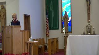 Mass for the Second Sunday in Ordinary Time  01/17/2021