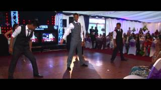 Best Surprise Wedding Dance Performance at Veer & Bhavika
