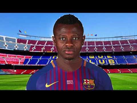 Who is Barcelona target Jean Michael Seri?